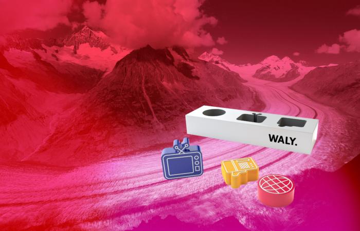 WALY Visual komplett