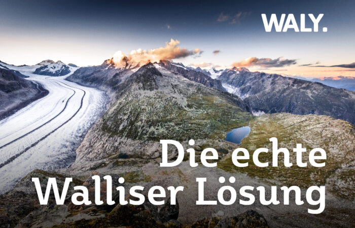 WALY – Die echte Walliser Lösung